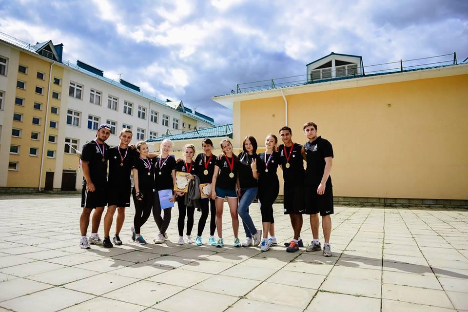 Благотворительный турнир по кроссфиту «Спорт во имя добра» в поддержку детей, больных муковисцидозом