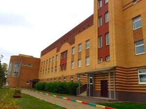Детский Центр муковисцидоза Московской области